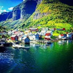 Fjords in Flam | Photo taken by Francesco C