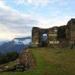The Ruins of Choquequirao | Photo taken by Jennifer S