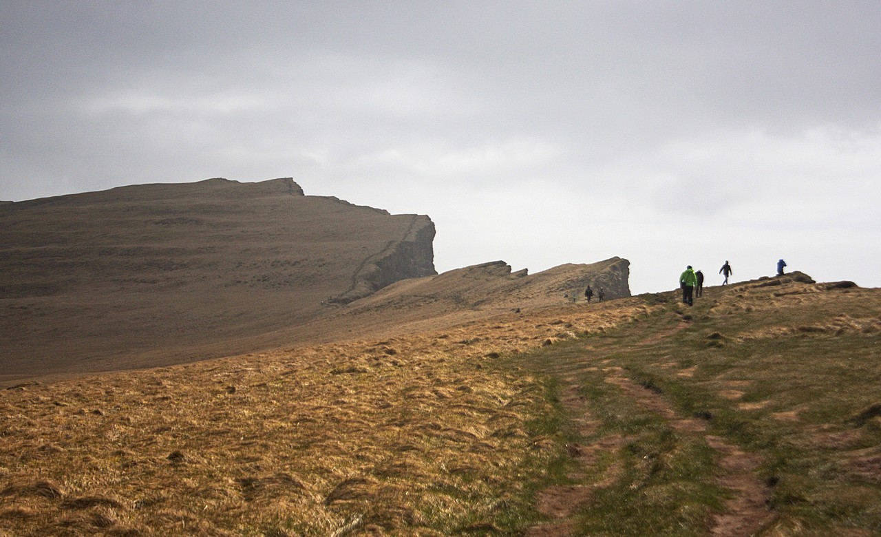 latrabjarg cliffs   Photo taken by Kim C