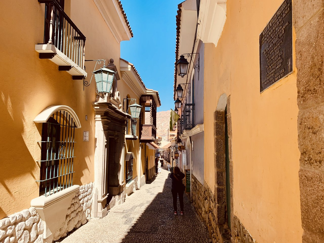 Calle Jaen  | Photo taken by Flaminia R