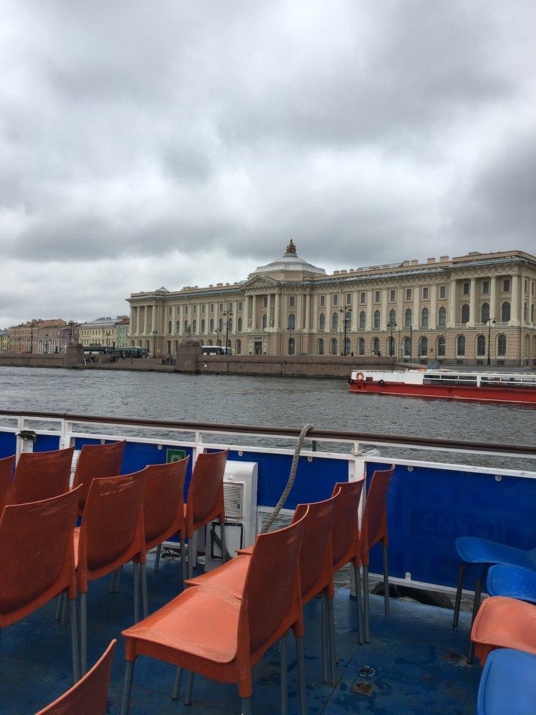 Boat trip view  | Photo taken by Diane P