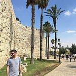 Jerusalem | Photo taken by Nicola H
