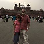 Red Fort, Delhi | Photo taken by carole c