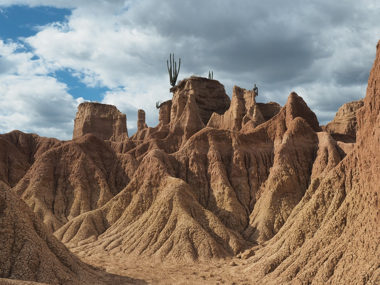 Tatacoa Desert | Photo taken by Peter G