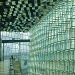Harpa Concert Hall, Reykjavik  | Photo taken by Marisa K