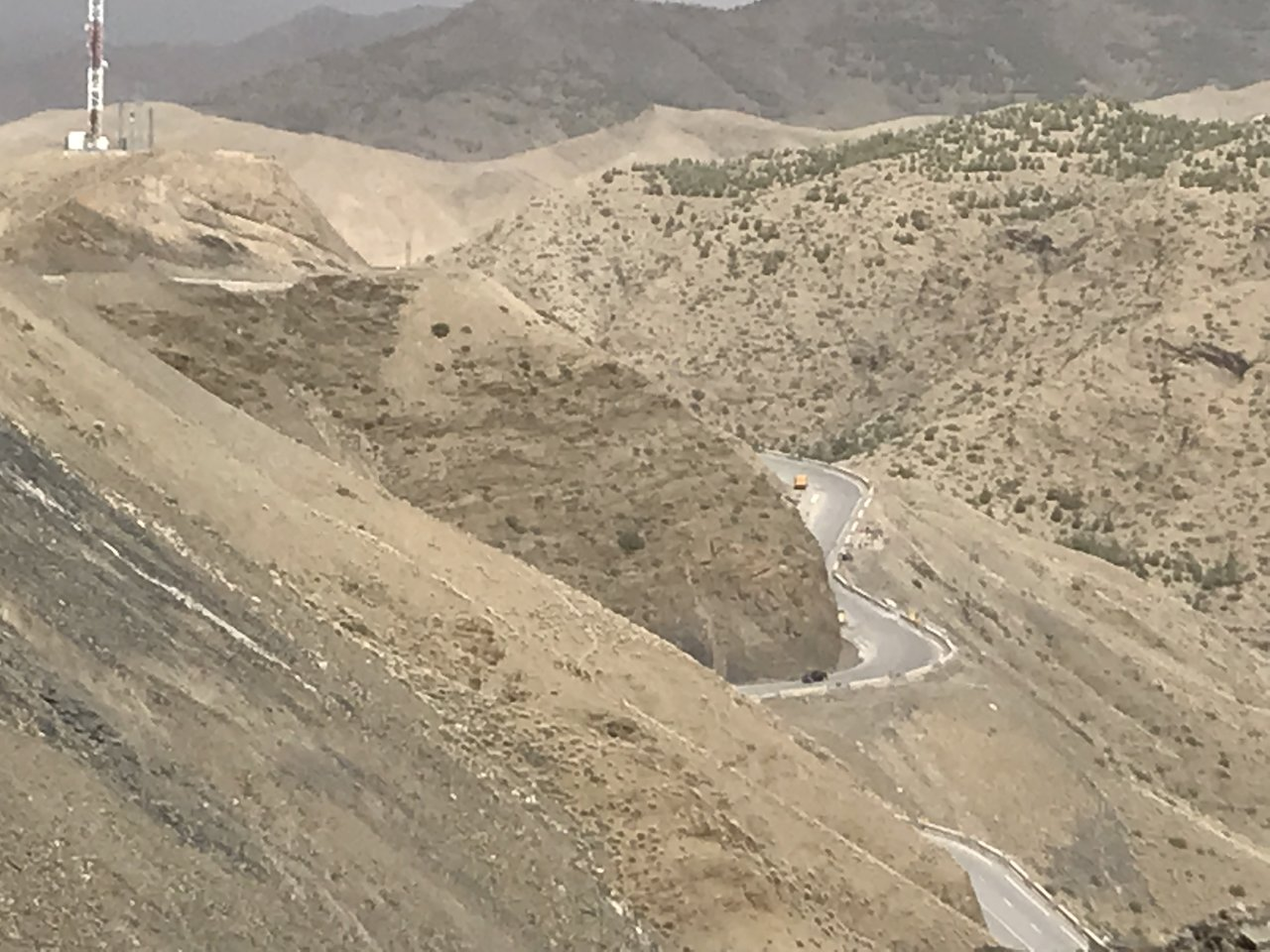 Coming from the High Atlas Mountains | Photo taken by Chris M
