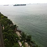 Apartment in Sentosa right on the water | Photo taken by Rodney S