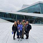 Oslo Opera House | Photo taken by Mark M