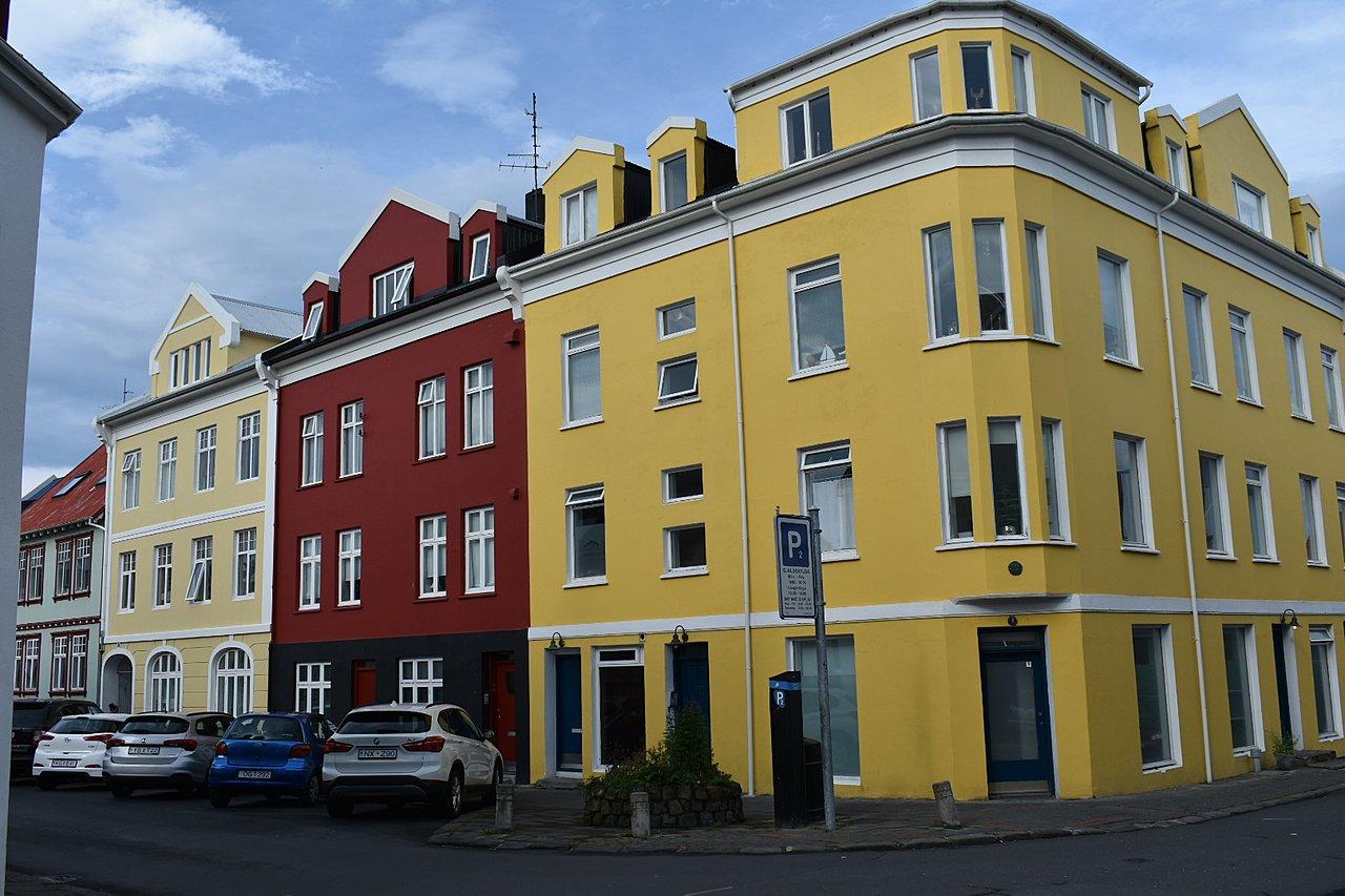 Reykjavik | Photo taken by William R