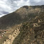Ollantaytambo | Photo taken by Charles M