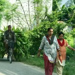 Village people, Terai | Photo taken by Lisa D