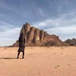 Wadirum | Photo taken by Thanya Y