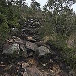 Hiking to Iguague Laguna - 12,300 ft | Photo taken by David B