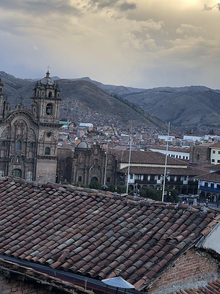 Cusco   Photo taken by Katie H