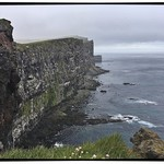 Latrabjarg Cliffs | Photo taken by Gail D