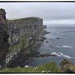 Latrabjarg Cliffs | Photo taken by Gail D