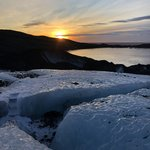 Glacier Wonder | Photo taken by Purvish P