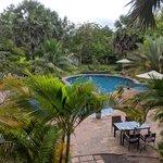 Battambang Resort Pool | Photo taken by Bharat P