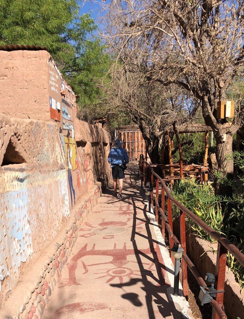 Hotel in San Pedro de Atacama | Photo taken by Melody B