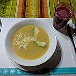 Yummy soup | Photo taken by Jessica H