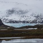 Svinafellsjokull Glacier | Photo taken by Grace L