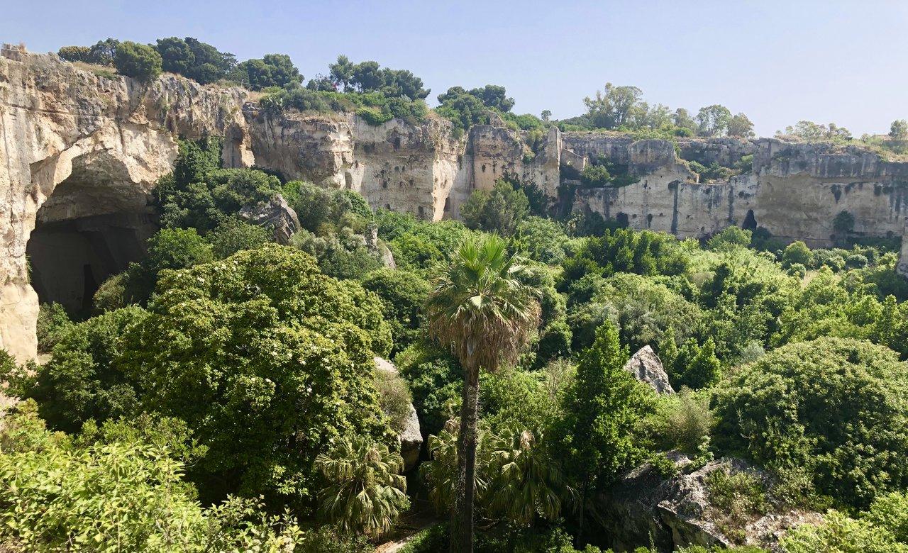 Neapolis Archaeological Park   Photo taken by ingrid B