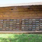 The original Slovenian apiary | Photo taken by Andrea B