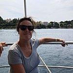 Ferry to Katerina Island | Photo taken by Cindy w