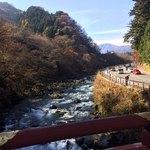Shinkyo Bridge, Nikko | Photo taken by Sam D