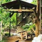 WIFI in La Carolina Lodge | Photo taken by Rachel H