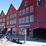 Bryggen historic Hanseatic town | Photo taken by Richard T