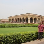 Red Fort, Agra | Photo taken by Ivan T