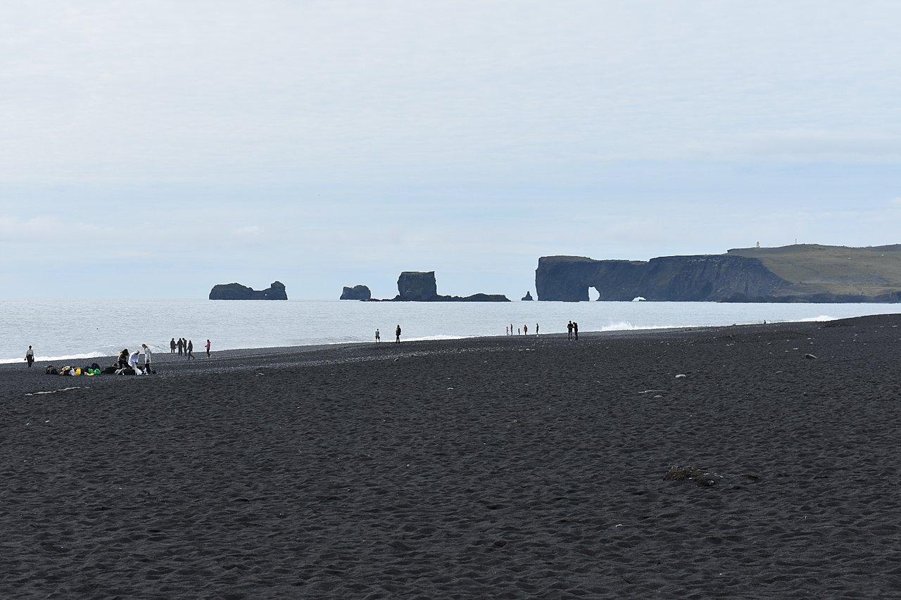 Reynisfjara Beach | Photo taken by William R