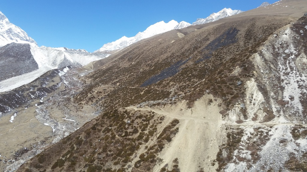 Manaslu Trek March 2016 | Photo taken by Karyn A