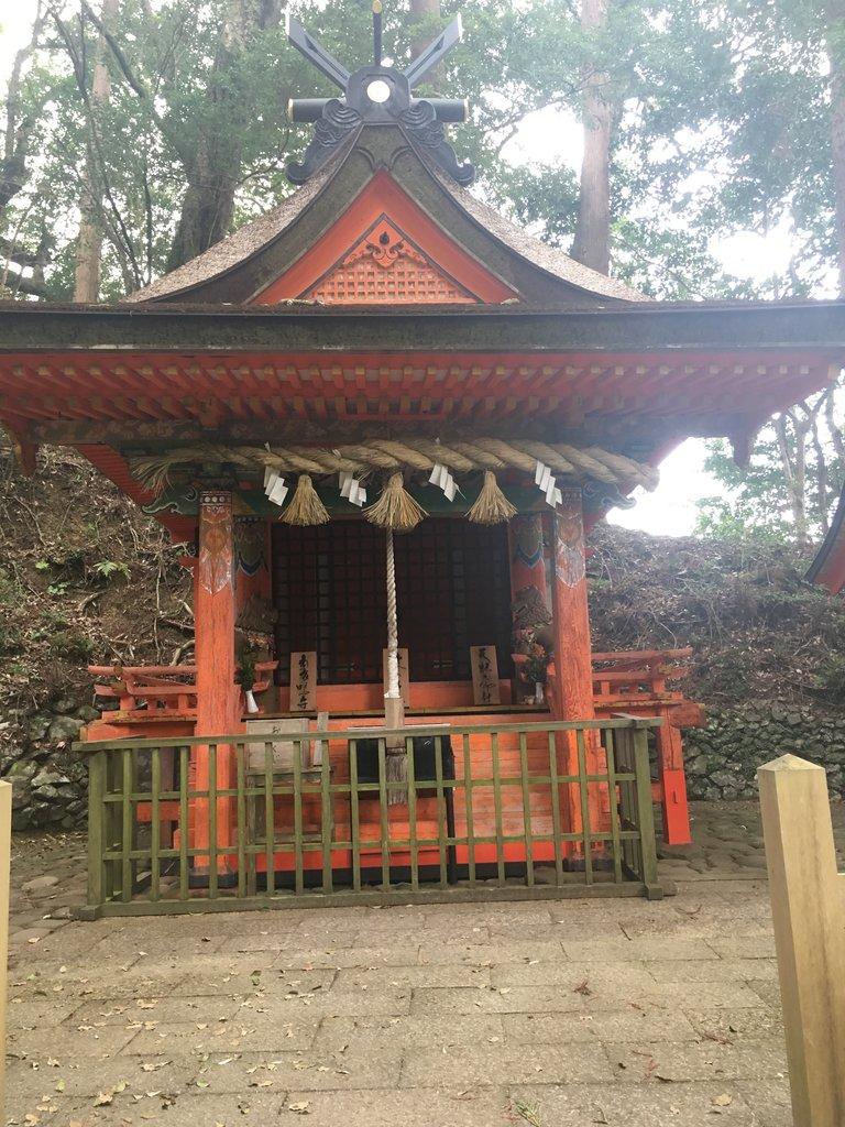 Shrine | Photo taken by Ralph A