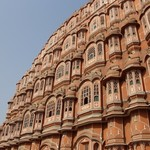Hawa Mahal, Jaipur | Photo taken by Ivan T