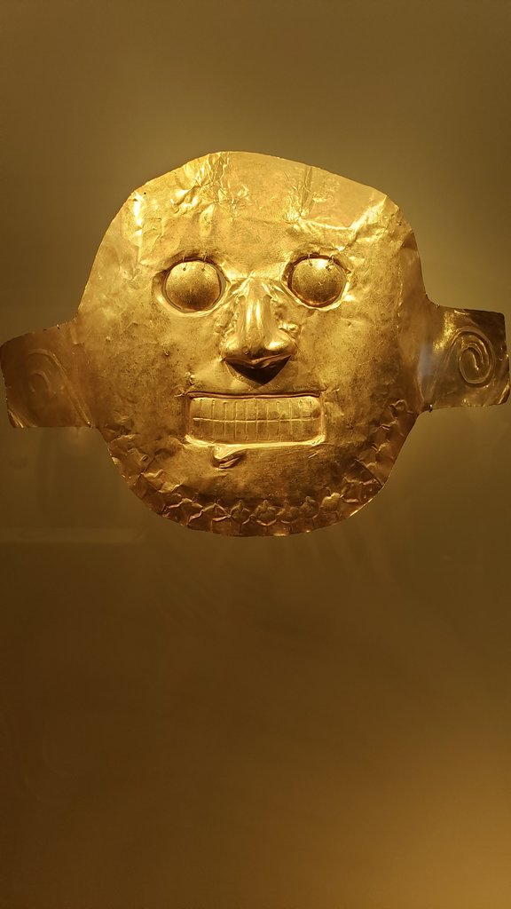 Museo del Oro | Photo taken by Rebecca H