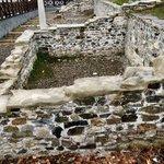 Ancient Roman ruins  | Photo taken by Anne L