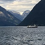 Along the fjord | Photo taken by Valerie M