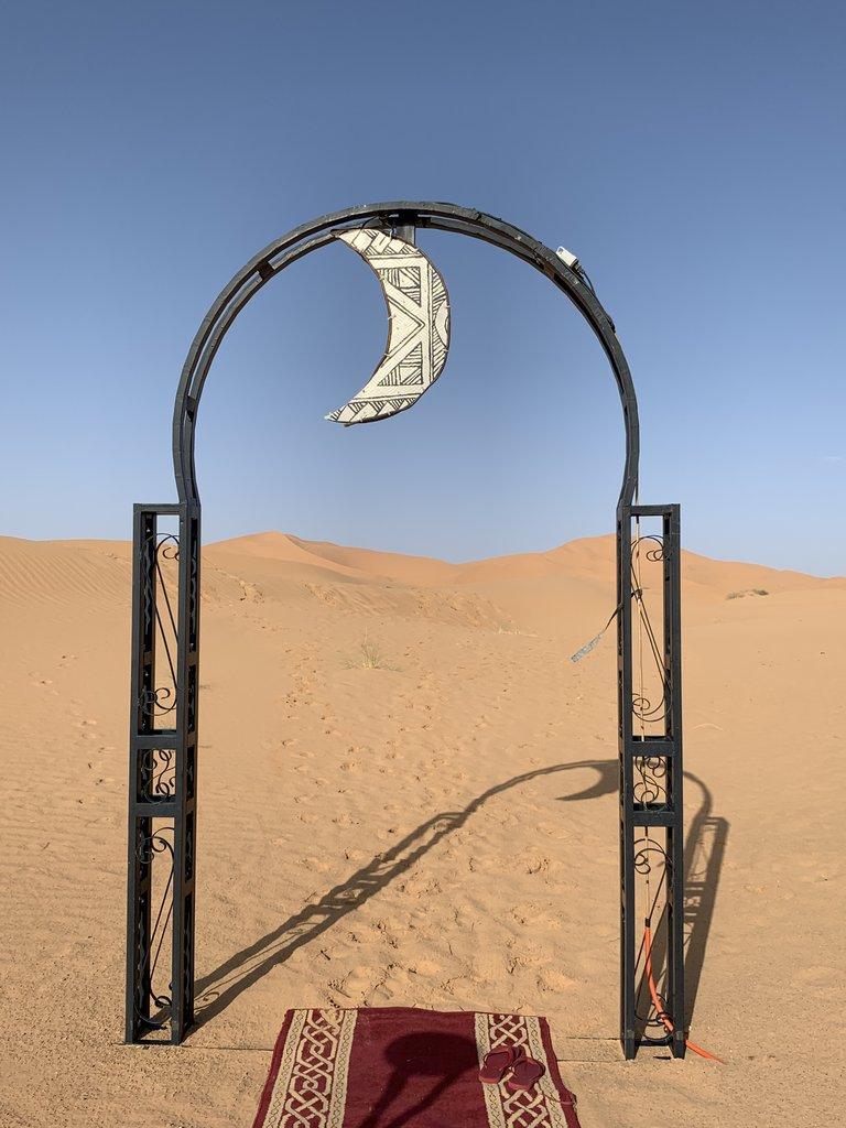 Tiziri Desert Camp  | Photo taken by Rod K