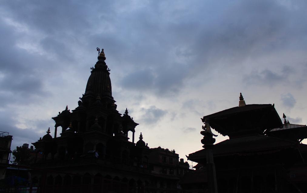 Pagoda | Photo taken by Ana R