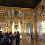 Fabulous interior in the Summer Palace (Katherine's Palace) | Photo taken by Diane P