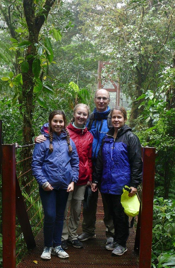 Monteverde Cloud Forest Preserve | Photo taken by Laura M