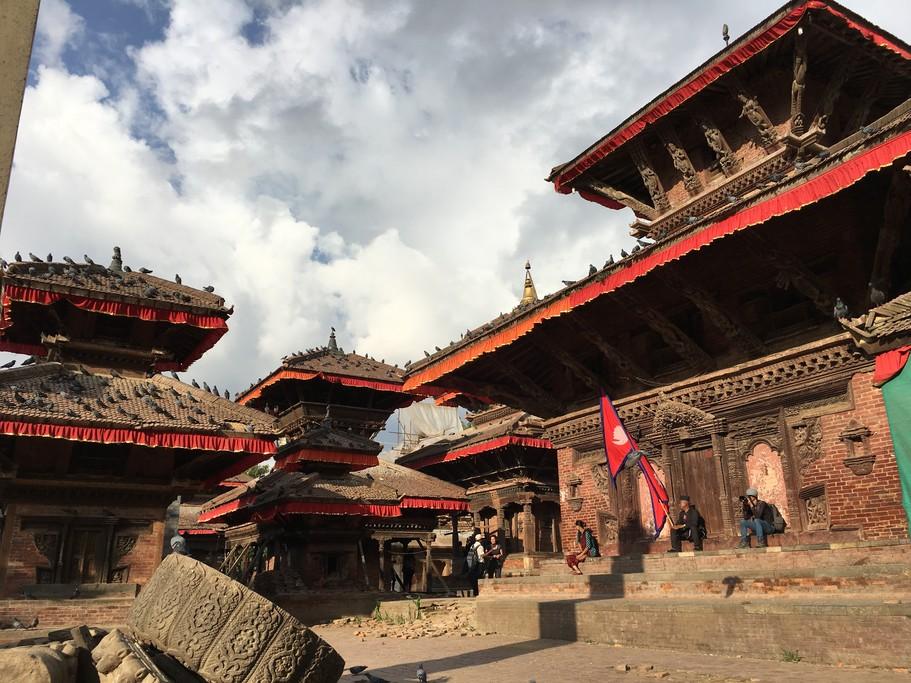 Kathmandu  | Photo taken by Federica M