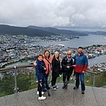 View over looking Bergen | Photo taken by Mark M