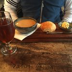 Lobster bisque, Pakkus  | Photo taken by Marisa K