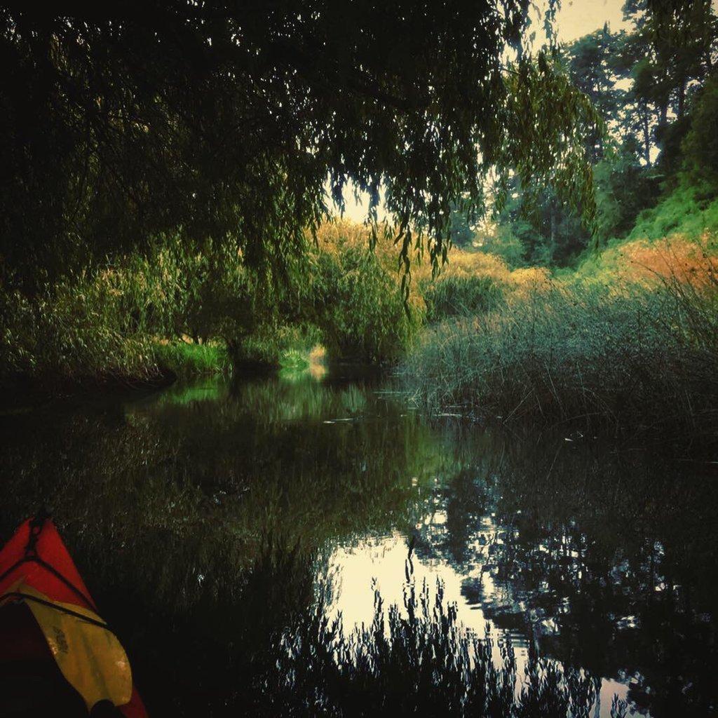 Laguna La Poza | Photo taken by Beth S