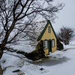 Church | Photo taken by Grace Lessing