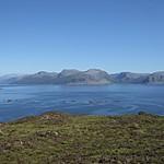 View towards Hornelen | Photo taken by Roberta R