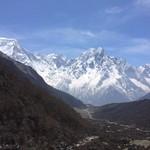 Descending to bhimtang | Photo taken by Louis fiorello